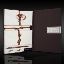 Letter Sheets, Envelopes, Pen