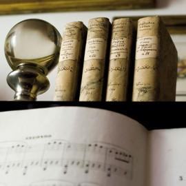Volumes Bookbinding