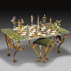Charlemagne Chess Set