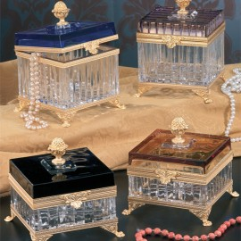 Crystal Jewel Box