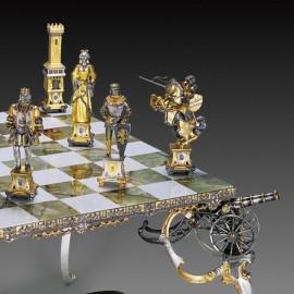 Set Scacchi Medievale