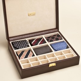 Ties & Cuff-Links Box