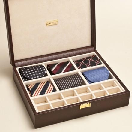 Ties & Cuff-Links Box