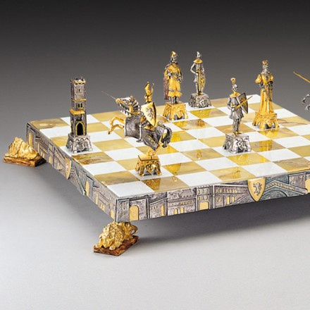 Venetian Chess Set