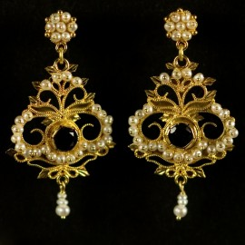 Tharros Earrings