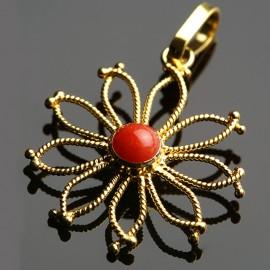 Flower Pendant
