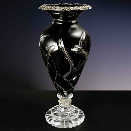 Donatello Crystal Vase