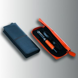 Double Pen & Glasses Case