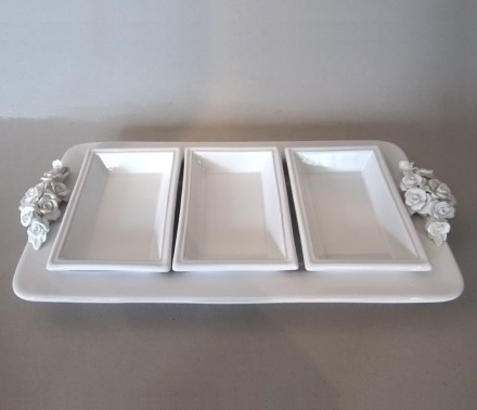 Hors d'oeuvre tray