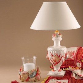 Lampshade Coral decor