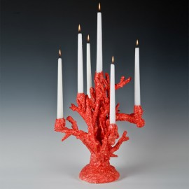Corals candelabra