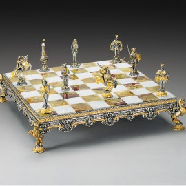 MEDIOEVAL CHESS SET