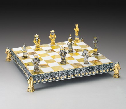POKER CHESS SET