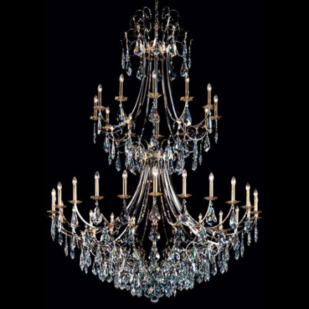 Magnificent Crystal Chandelier